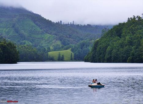 Kundala Lake Munnar Kerala Must Visit Place