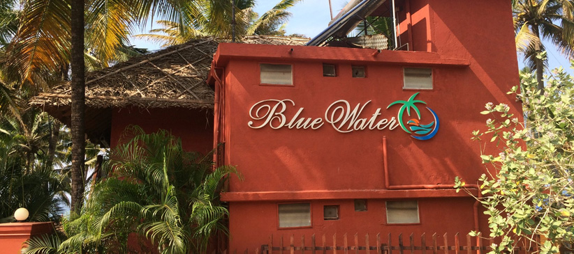 Blue Water Beach Resort, Varkala