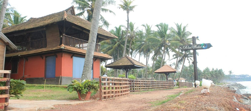 Bluewater Beach Resort Varkala