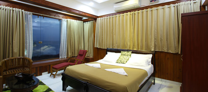 Clafouti Beach Resort Trivandrum