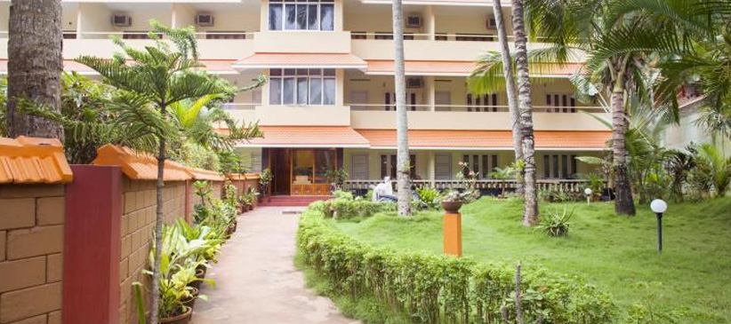 Hotel Golden Sands Beach Resort, Kovalam