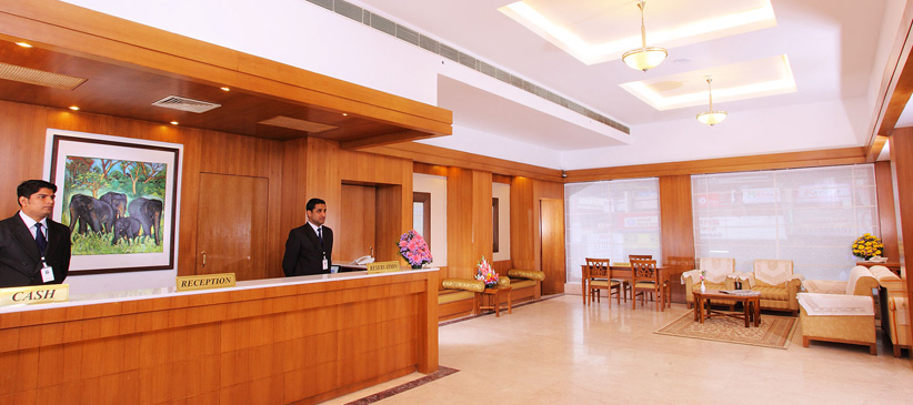 Hotel Pooram International, Thrissur