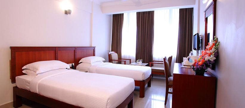 Hotel Pooram International, Trichur