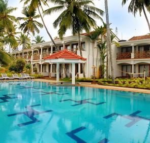 Ashoka Hotel Kovalam Beach