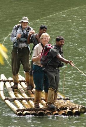 Adventure in Kerala