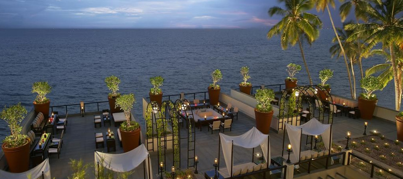 The Leela Kovalam Beach Resort