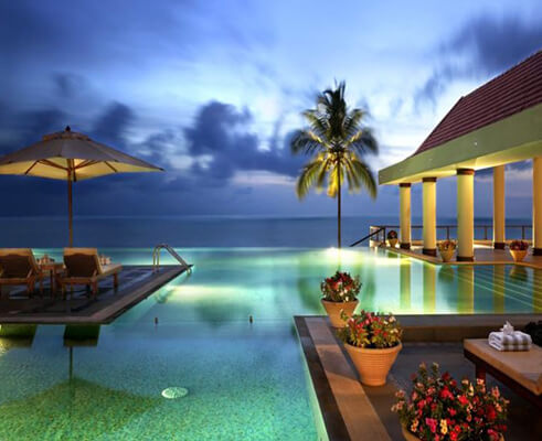 Luxury Hotels In Trivandrum