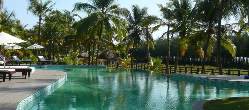 The Nattika Beach Ayurveda Resort, Trichur