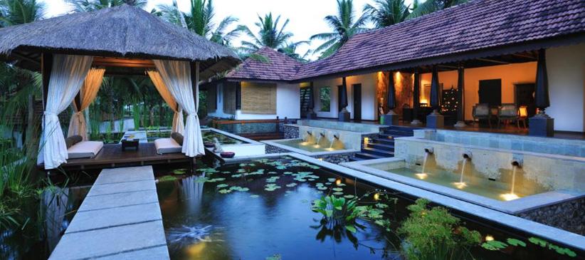 Niraamaya Surya Samudra Retreats Kovalam Kerala