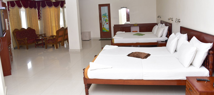 Pappukutty Beach Resort, Thiruvananthapuram