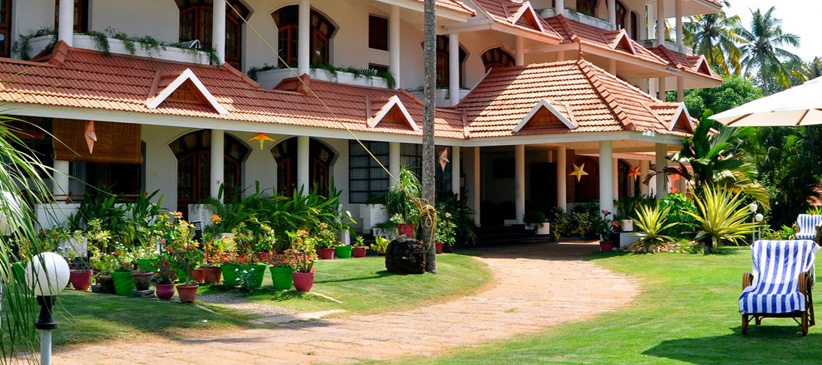 The Sanctum Spring Beach Resort Varkala