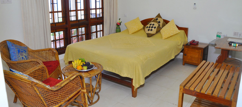 Hotel Sanctum Spring Beach Resort Varkala