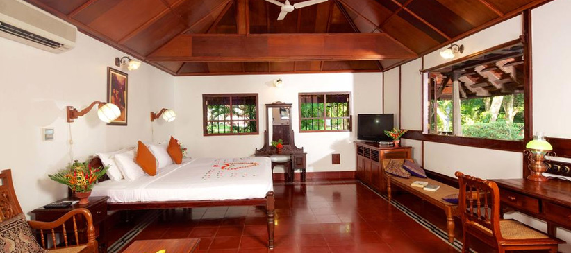 Hotel The Travancore Heritage, Kovalam