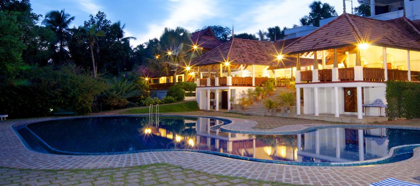 The Travancore Heritage, Kovalam