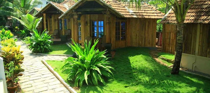 Woodhouse Beach Resort Hotel Varkala