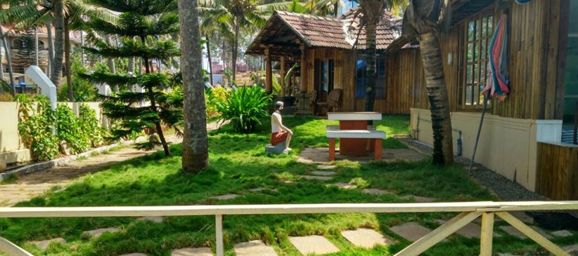 Woodhouse Beach Resort Thiruvananthapuram