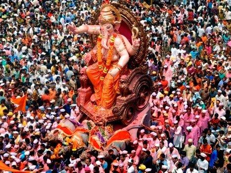 Ganesh Chaturthi Festival Maharashtra 2020   MH Tourism