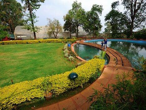 Mapro Garden Mahabaleshwar Maharashtra