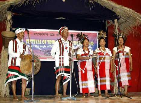 Folk Dance & Music of Manipur | Cultural Tourism Manipur