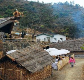 Cultural Heritage Tour of Nagaland