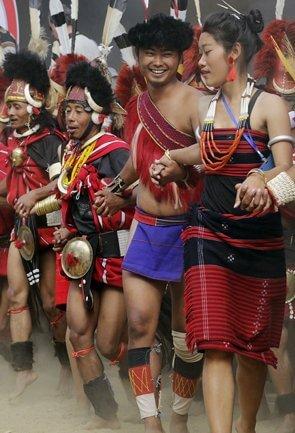 Fairs & Festivals Nagaland