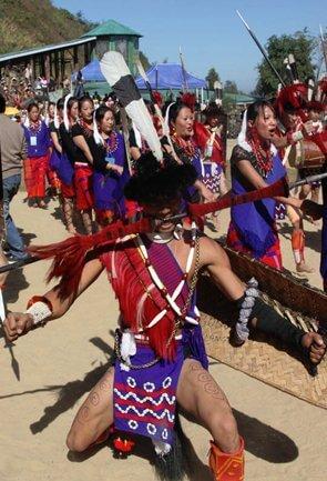 Folk Dance Nagaland