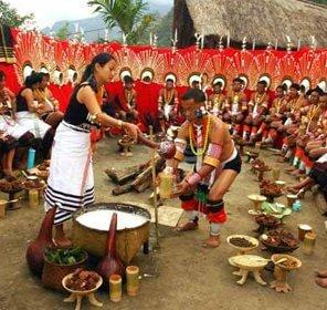 Hornbill Festival Tour Nagaland