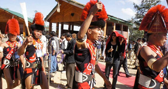 Nagaland Tribal Tour