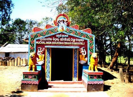 Muchalinda Buddhist Monastery, Bargarh