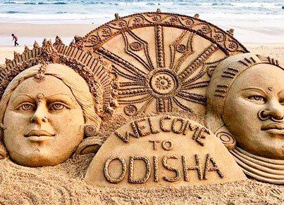 Puri Beach Festival Odisha | Beach Festival in Puri