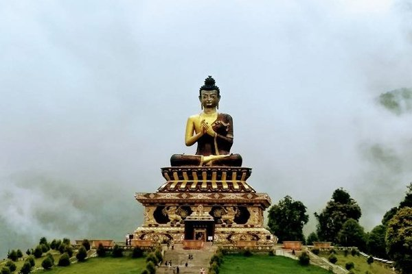 Image result for budhtemple sikkim
