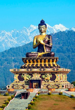 Buddhist Circuits in Sikkim