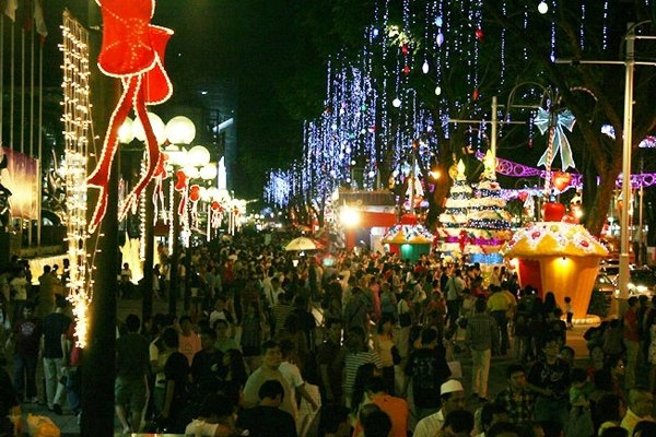 christmas festival in sikkim