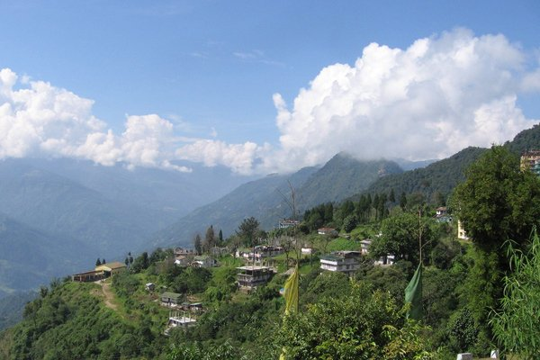 How to Reach Geyzing, Sikkim