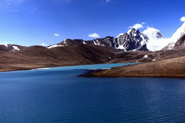 Image result for Gurudongmar Lake, Sikkim