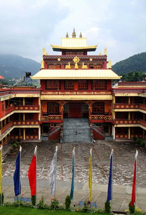 Monasteries in Sikkim