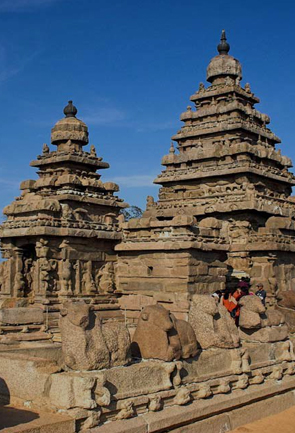 Meenakshi Temple Tamil Nadu