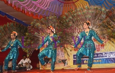 Dances of Tamil Nadu | Popular Folk-Dance Styles & Arts