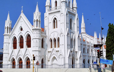 Christian Pilgrimages | Popular Churches in Tamil Nadu, South India
