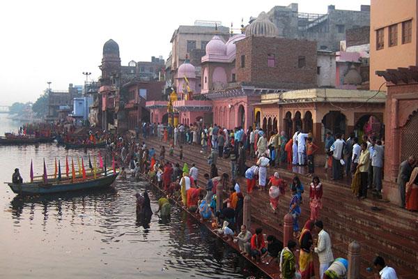 Vishram Ghat Mathura: History & Visiting Time   UP Tourism