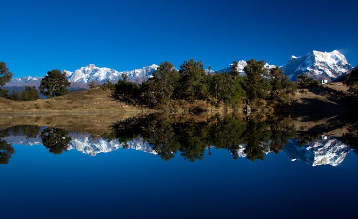 Devaria Tal Uttarakhand