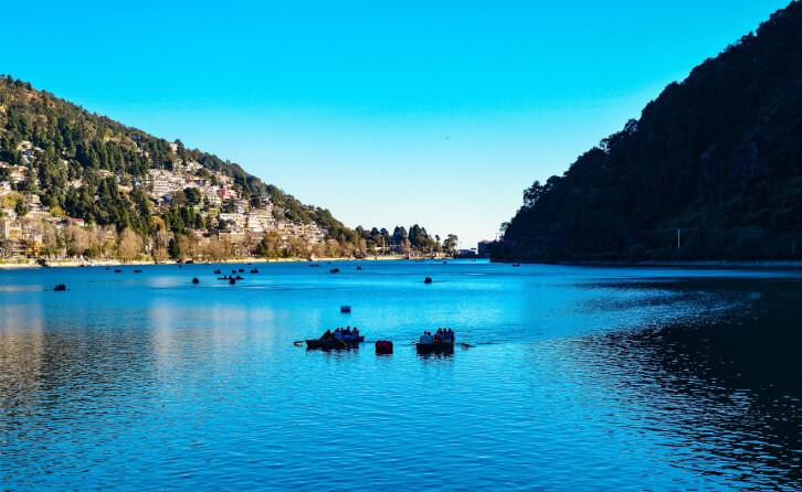 Nainital Lake Boating